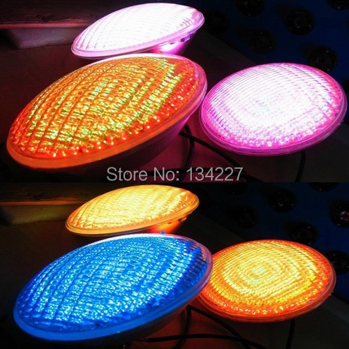 Stocks in USA/DE China Factory Direct Supply 54W RGB Stainless Steel LED Swimming Ponl Par56 Lights AC12-24V IP68 CE FCC&ROHS(China (Mainland))