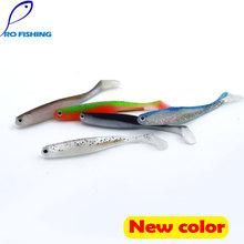 Peisca Artificials 30pcs 2.2g 8.5cm Japan For Fish Shad Soft Lure Fishing Jerkbait Swimbaits Fishing Bait Lure Mighty Bite