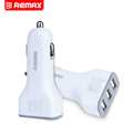 Remax 5V 1 2A 2 4A Quick Car Charger 3 USB Ports USB Car Charger For