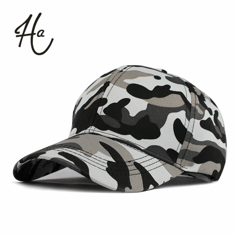 2016 Wholesale Brand Fitted Hat Baseball Cap Casual Military Camouflage Outdoor Sports Snapback Gorras Polo Hats For Men women(China (Mainland))