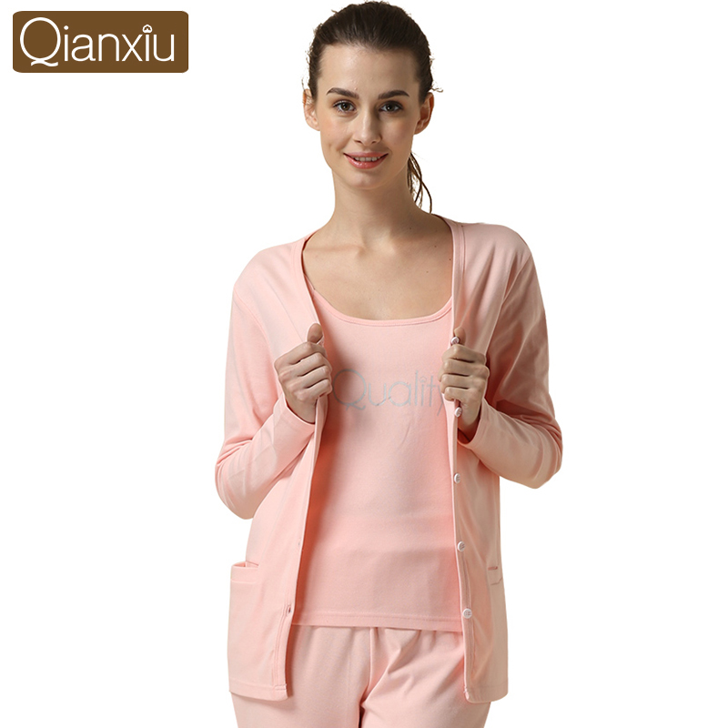 2014 spring new hot selling cotton pajama set and sleepwear for  women free shipping detail top rank nighty homewearingОдежда и ак�е��уары<br><br><br>Aliexpress