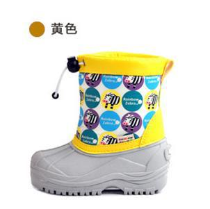 Good quanlity waterproof child's snow boots infant boots for winter kids snowboots in Russia children shoes outerdoor sports(China (Mainland))