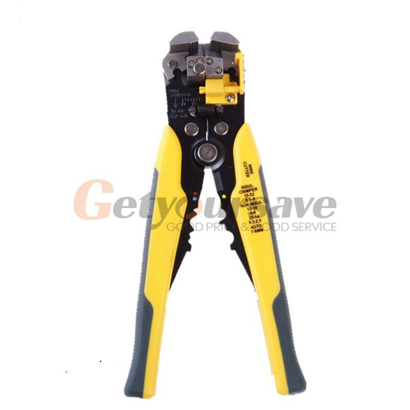Professional Automatic Wire Striper Cutter Stripper Crimper Pliers Terminal Tool<br><br>Aliexpress