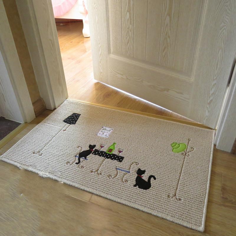 ashley furniture green rug