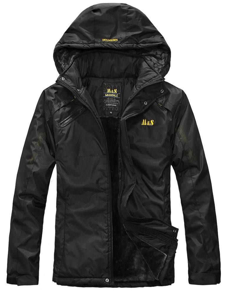 NEW 2015 hot Winter Men s Clothes napapijri Jackets Plus Size Cotton Mens Jacket Man Coat