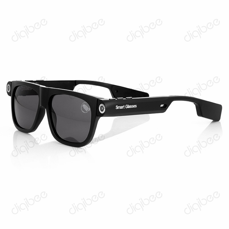 Fashion Wireless Bluetooth Headphone Smart Sunglasses Glasses Camera HD 720P Video Recorder 8GB or 32GB Car DVR Sport Camcorder