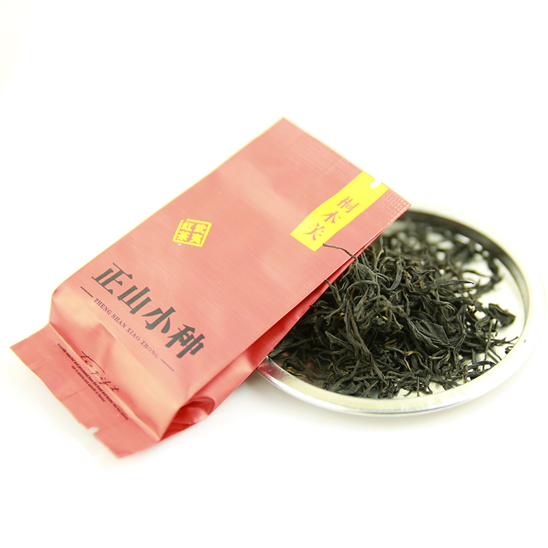 5g Black Tea Wu Yi Cliff black tea Chinese tea healthy care Lapsang Souchong Super tender Red Tea Weight loss green food(China (Mainland))
