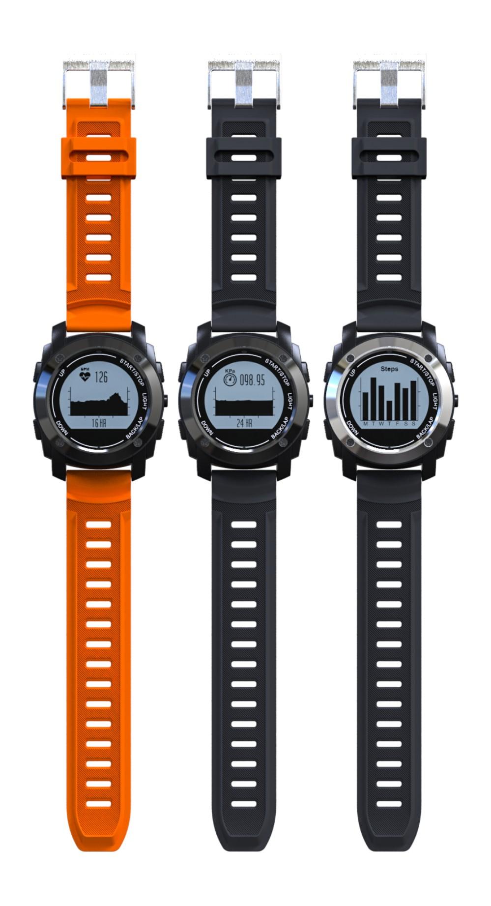 Smartch Sports Smart Watch S928 Support G-sensor GPS Smart ...