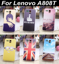 Hard Back Cover Lenovo A808T Plastic Case UK Flag assorted Patterns - Shenzhen Stronger Trading Co., Ltd. store