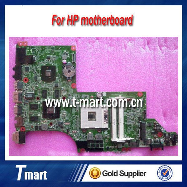 100% working Laptop Motherboard for HP 630278-001 DV6 DV6T DV6-3000 System Board fully tested