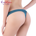 Hot sale Original New Ultra thin Women Seamless lace G String T back Traceless Sexy lingerie