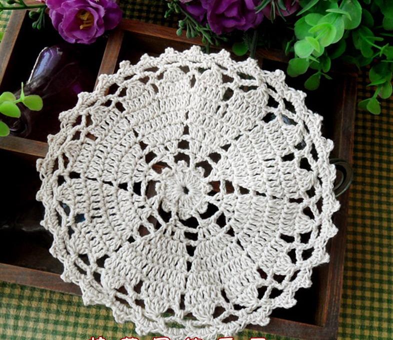 Tricoter napperons promotion achetez des tricoter napperons promotionnels sur - Napperon dentelle crochet ...