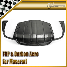 EPR Car Styling Maserati Ghibli ASpec Style Carbon Fiber Rear Diffuser - International Auto Parts store
