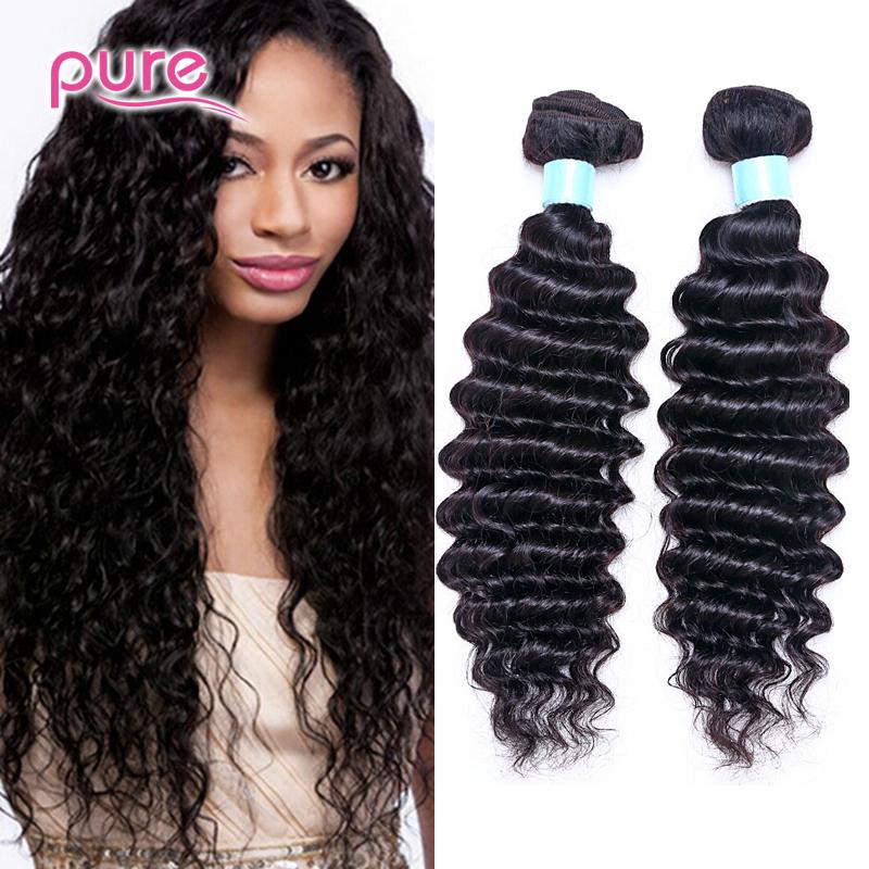 7A Malaysian Deep Curly Virgin Hair 4pcs Unprocessed Malaysian Virgin Hair Deep Wave Cheap Malaysian Human Curly Virgin Hair