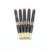 5 Шт. Hige Качество Руководство пен тату татуаж Microblading ручка с 10 шт. 12pin иглы лезвие для бровей бесплатная доставка