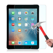 For iPad pro 9.7 inch ipad air / air 2 0.3mm 9H Anti-Explosion Tempered Glass Screen Protector 300pcs/lot