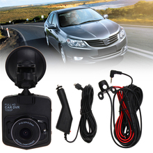 "2.4"" Full HD 1080P 140 Degree 1200MP Mini Car DVR Dual Camera Lens Video Registrator Camera Dash Cam Night VisionCar Detector(China (Mainland))"