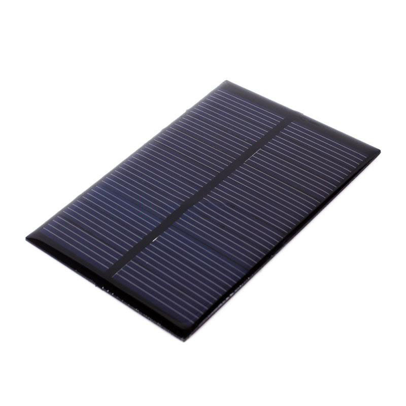 Dealward Limited Sales! 1W 5V Solar Panel Module Solar System Cells Epoxy Charger DIY 86mmx38mm Top grade(China (Mainland))