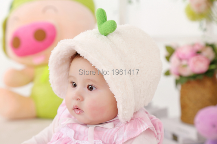 2016 Best Selling Winter Wool-Like Cap Princess Hat Baby Kids Lovely Bonnet - My Handmade store