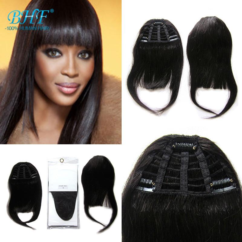Human Hair Bangs For Sale 57