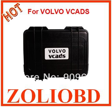 Hotly recommend latest version VCADS 2.40 VOLVO Truck Diagnostic scanner Tool v2.40 selling best DHL - ZL Obdtoolshop Co.,Ltd. store