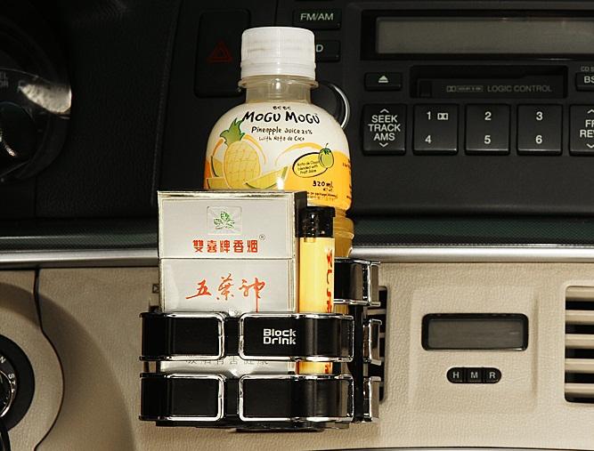 Car Rack Outlet Hanging bag Multi-function Cup holder Mobile phone carrier Storage Debris Support Custom Factory(China (Mainland))