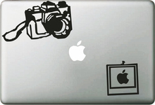 Buy Camera Take Photos Sticker Macbook Air 11 12 13 Pro 13 15 17 Retina Laptop Car Sticker Versatile Decal Skins Vinyl Pegatinas for $5.58 in AliExpress store