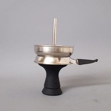 1pc multihole silicone bowl and 1pc charcoal holder as one lot for shisha hookah(China (Mainland))