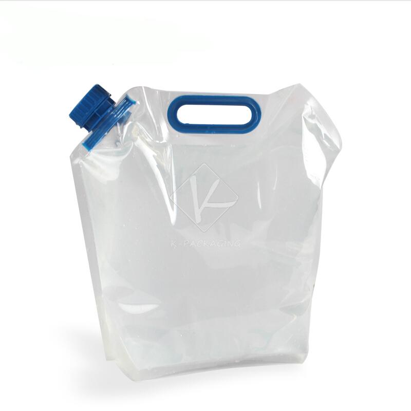2015 Hot Rushed 10L Emergency Portable Water Tank / Foldable Water Bladder / Camping Water Storage Bag / Large Water Bag(China (Mainland))