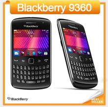 Original Curve 9360 Mobile Phone BlackBerry OS 7.0 GPS WIFI 3G Cellphone Refurbished(China (Mainland))