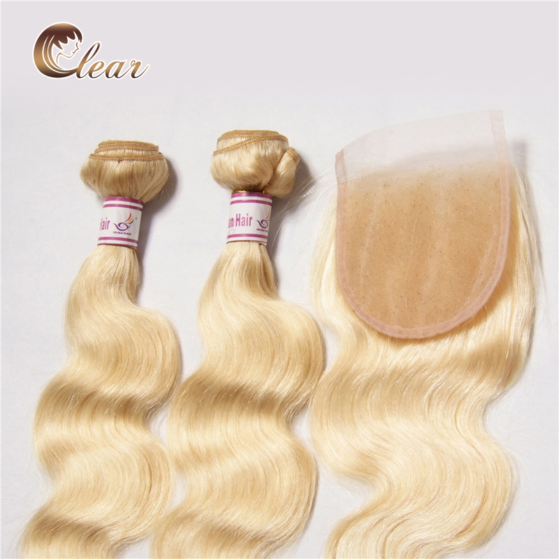 Гаджет  Blonde 7A Peruvian Virgin Hair Body Wave With Closure 5Pcs Lot,613 Blonde Cheap Peruvian Body Wave Hair Bundle With Lace Closure None Волосы и аксессуары