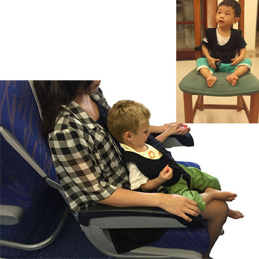 Newborn Baby Seat Safety Vest Travel Plane Car Train Portable Kids Seat Belt Suspenders Accessories(China (Mainland))