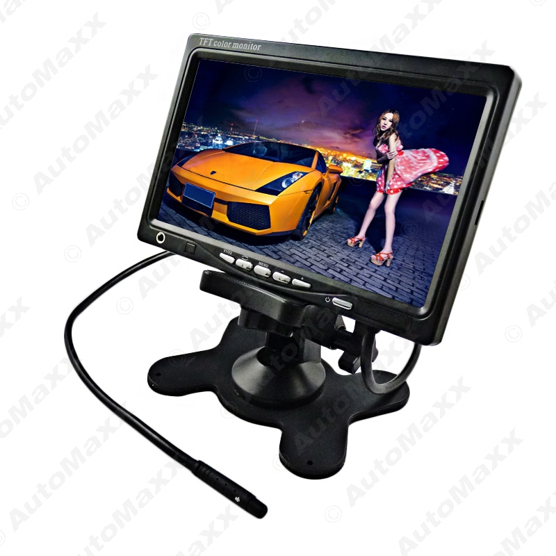 7 inch TFT LCD Car Stand-alone Monitor for DVD,Rearview #1312<br><br>Aliexpress