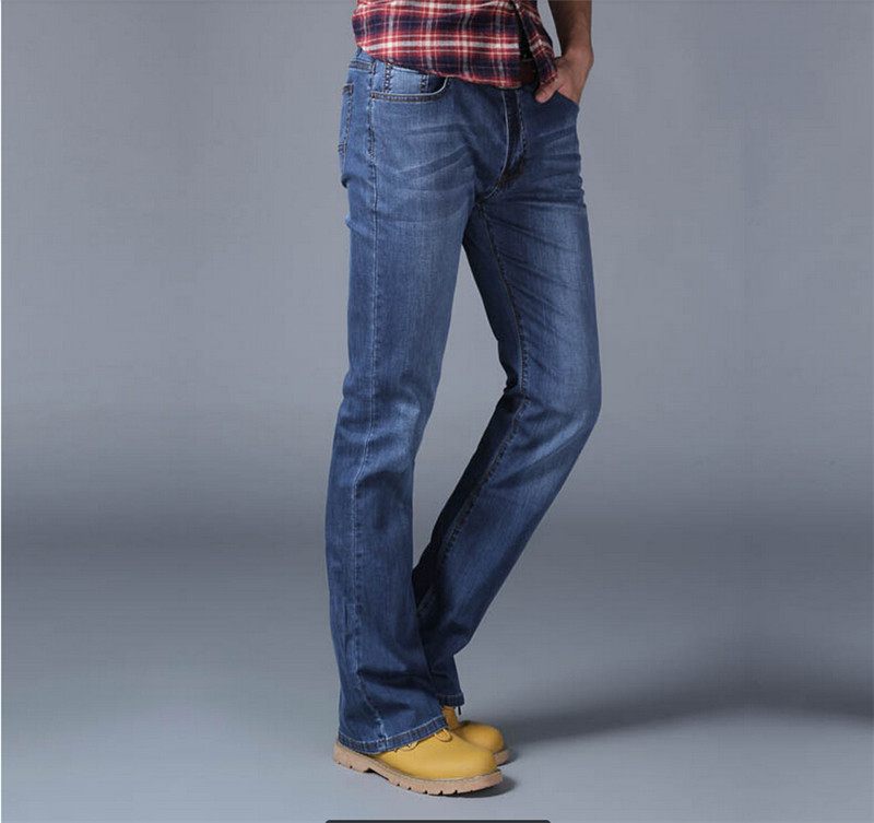 mens bootcut flare jeans - Jean Yu Beauty