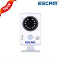 ESCAM 1MP wifi camera QF502 plug play two way Audio internal PIR sensor infrared better than