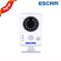 ESCAM 1MP wifi camera QF502 plug play two way Audio internal PIR sensor infrared better than