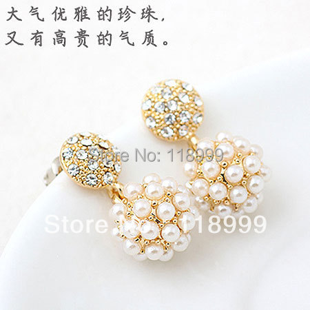 Cool Vintage 2013 Fine Ceramic Ice Crack Chic And Earrings Elegant Jewelry
