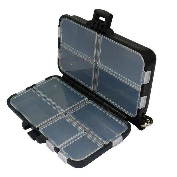 Free Shipping 5pcs Lot Transparent Plastic Tool Box