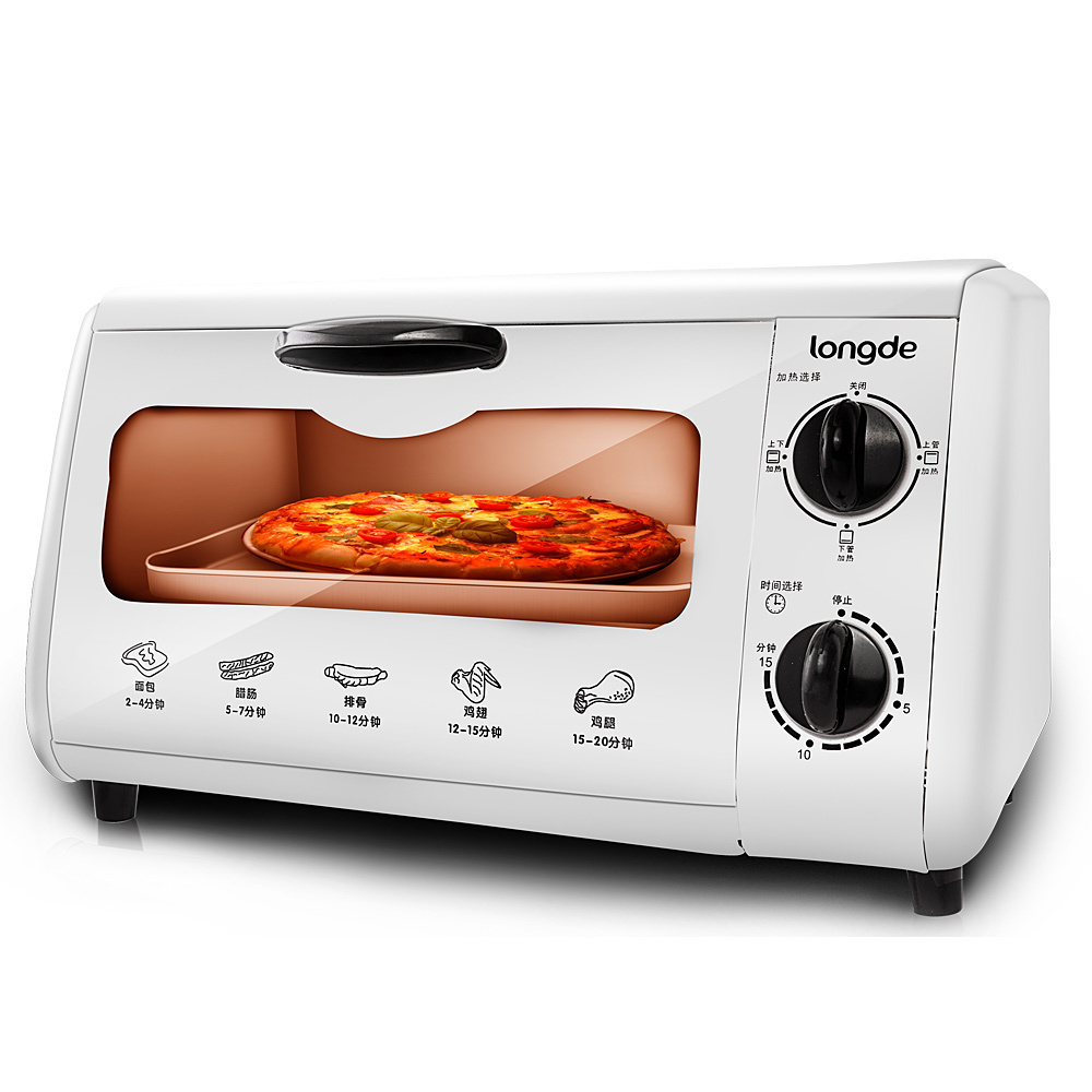 25 Hot Sale Horizontal Electric Convection Oven Forno Eletrico New Arrival Ceratopsian Nk-3060 Longde Small Oven 8l Household(China (Mainland))