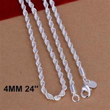 wholesale silver necklace chain