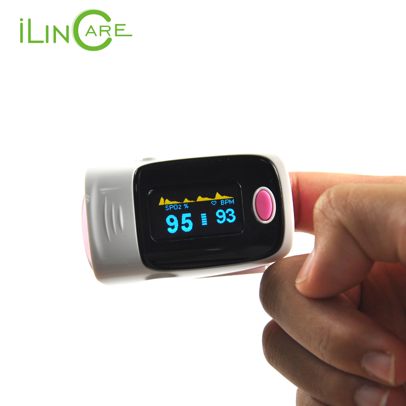 Cute carrying bag for free CE approved 0.96 inch oled oximeter finger pulse blood oxygen spo2 pr finger spo2 monitor<br><br>Aliexpress