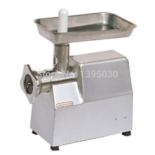 Free Shipping By DHL 1PC 220V TJ22A Stainless Steel Meat Grinder Meat Making Machine Mincer With