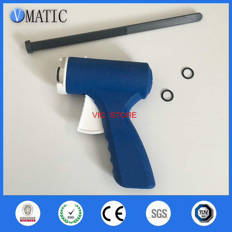 10cc/ml single glue epoxy dispenser glue gun syringe glue