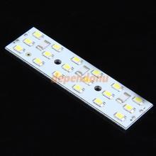 High Power SMD 2835 White 18 LED Panel Light Booth Night Market Lamp 12V(China (Mainland))