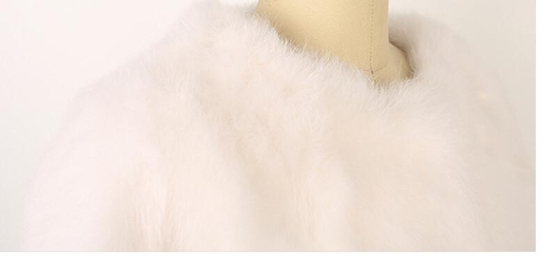 Женская одежда из меха JR PC001