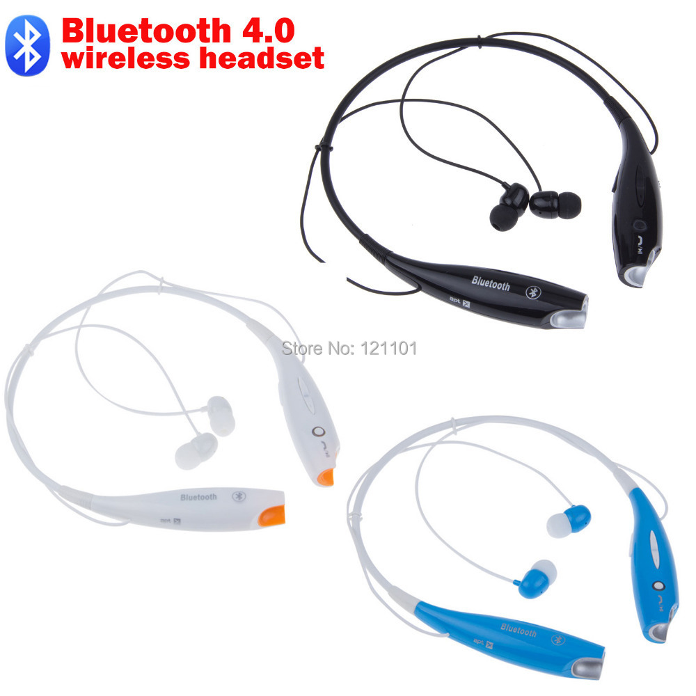 Free shipping HV-800 Wireless Bluetooth HandFree Sport Stereo Headset headphone for Samsung iPhone LG MP3 sport(China (Mainland))