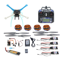 DIY Drone  Multicopter 500mm Multi-Rotor QQ Super Flight Controller with 700KV Motor 30A ESC 6CH 9CH Transmitter F08191-P(China (Mainland))