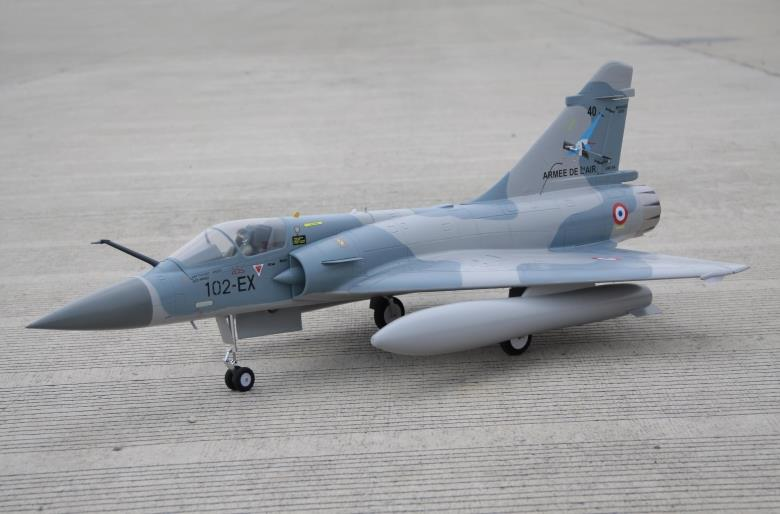 Freewing Mirage 2000 80mm RC jet Standard and dulexe PNP and KIT,Mirage,Mirage 2000,Mirage-2000,Mirage2000(China (Mainland))
