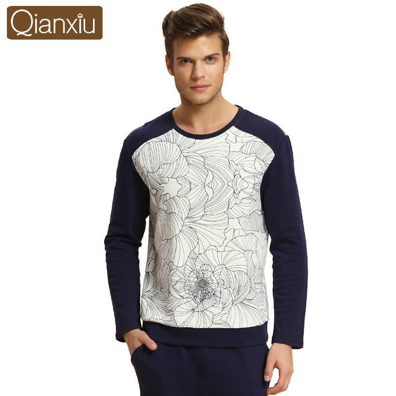 High Quality Mens Knit Pajamas Promotion-Shop for High Quality ...