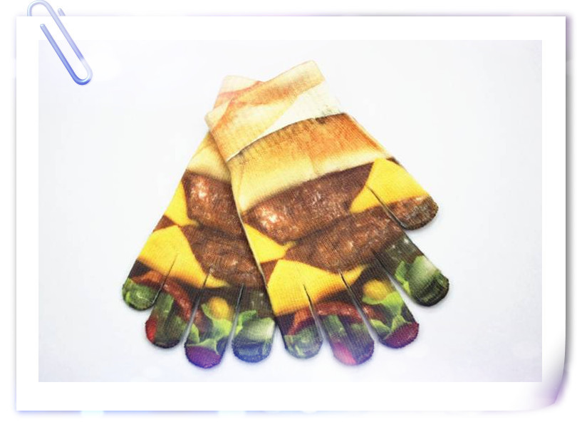 Knitted winter customized touch screen gloves(China (Mainland))